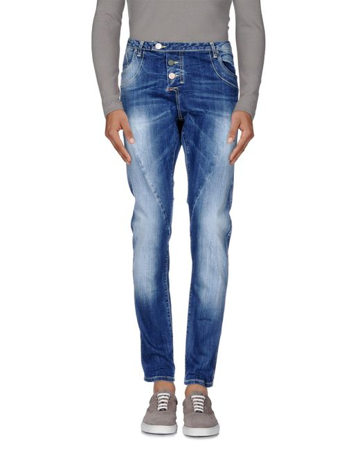 Takeshy Kurosawa | Blue Denim Trousers for Men | Lyst
