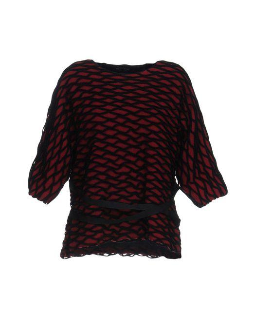 Pullover di FEDERICA TOSI in Multicolor