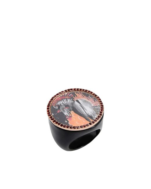 Marc By Marc Jacobs - Orange Rings - Lyst