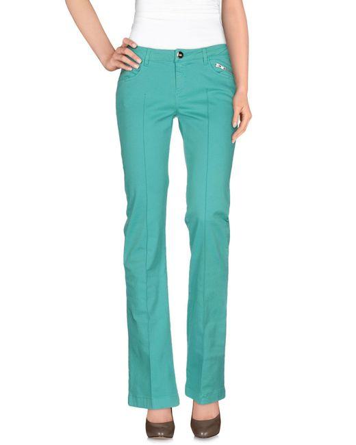 Schumacher - Green Casual Pants - Lyst