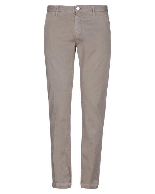 Pantalone di PT Torino in Gray da Uomo