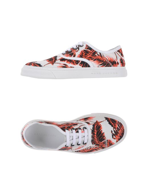 Marc Jacobs - White Low-tops & Sneakers for Men - Lyst