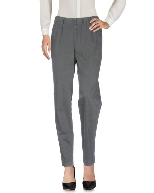 Oska Gray Casual Pants