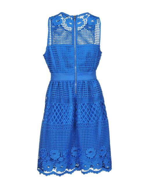 Vestito corto di Liu Jo in Blue