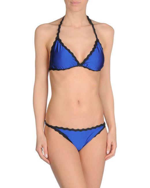 Jean Paul Gaultier - Blue Bikini - Lyst