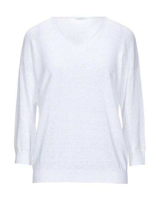 Pullover di Peserico in White
