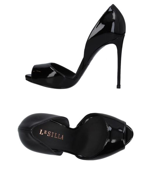 Le Silla - Black Court - Lyst