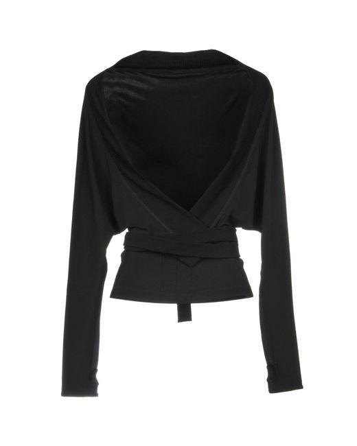Paco Rabanne Camiseta de mujer de color negro q1RjQ
