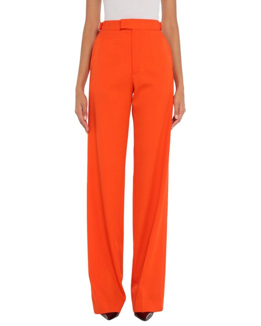 Pantalon The Attico en coloris Orange