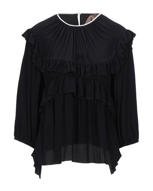 N°21 Black Blouse