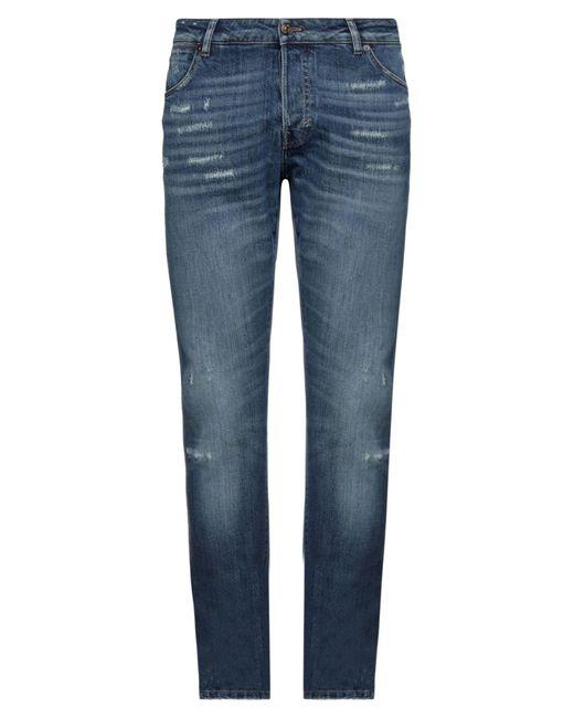Pantalones vaqueros PT Torino de hombre de color Blue