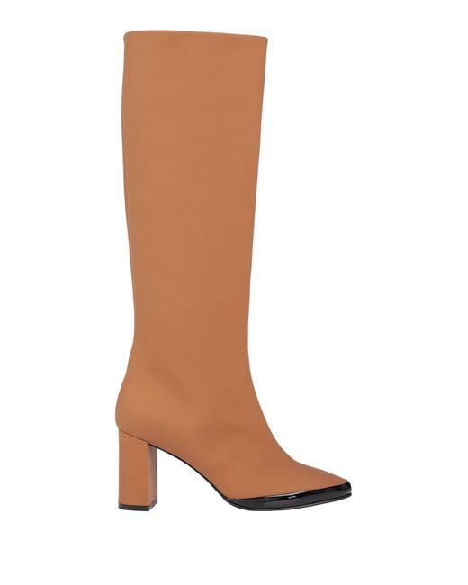 L'Autre Chose Brown Boots