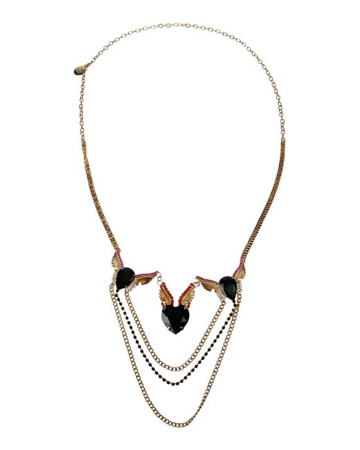 Roberto Collina - Metallic Necklaces - Lyst