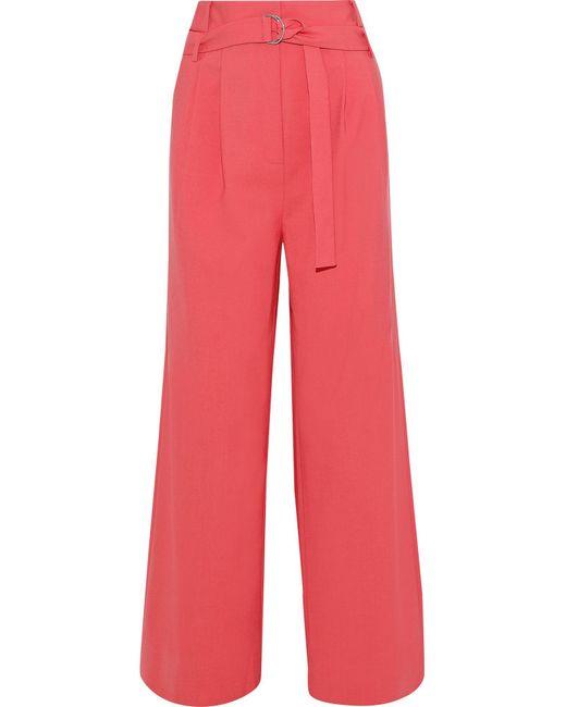 Pantalone di Tibi in Red