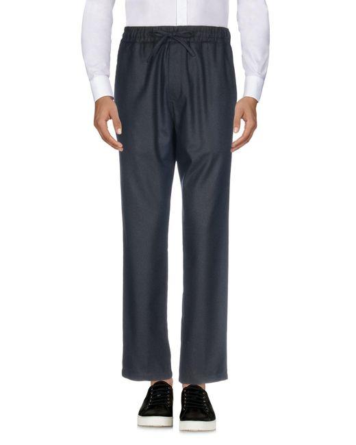 YMC - Blue Casual Trouser for Men - Lyst