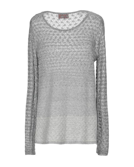 Pullover Missoni en coloris Gray