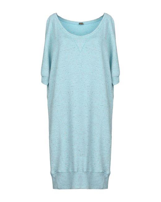 Jijil Blue Short Dress