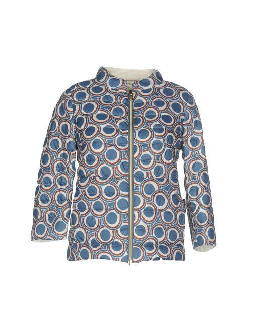 Doudoune Herno en coloris Blue