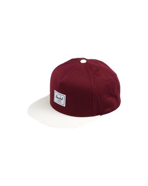 Herschel Supply Co. - Purple Hat for Men - Lyst