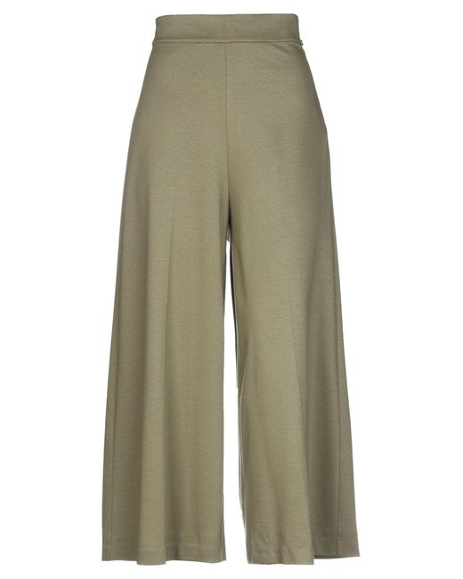 Ottod'Ame Green Casual Trouser