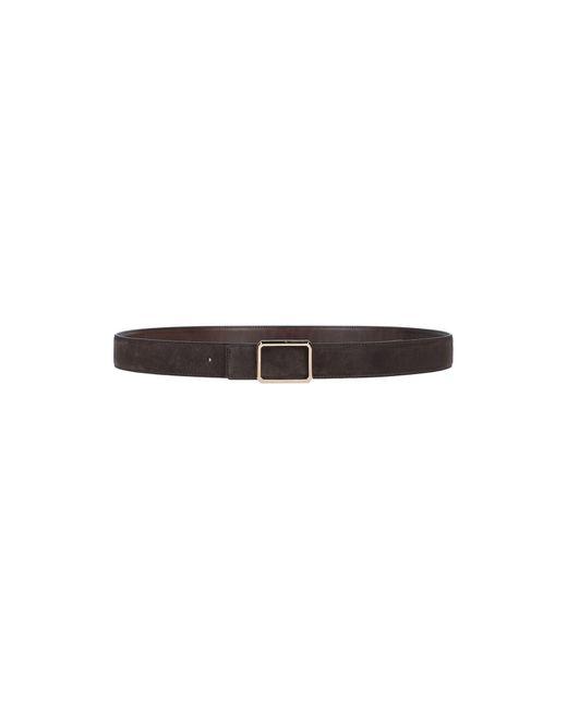 Santoni Brown Belt for men