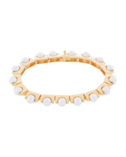Noir Jewelry - Metallic Bracelet - Lyst