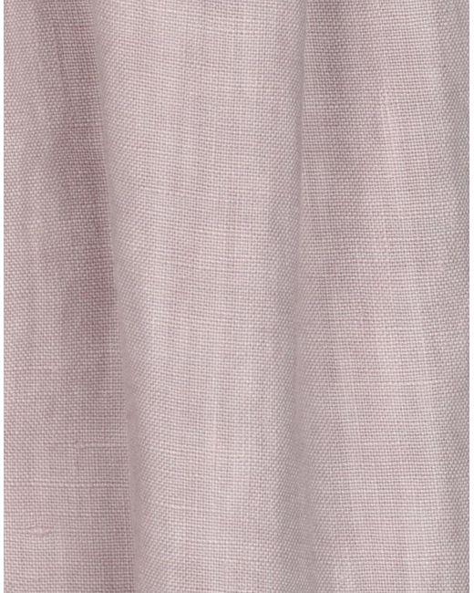 The Gigi Pantalon homme de coloris rose