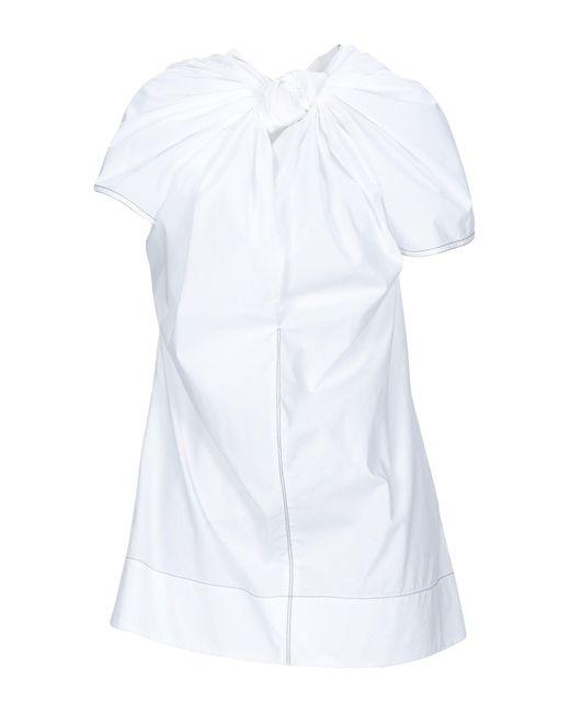 Marni White Blouse