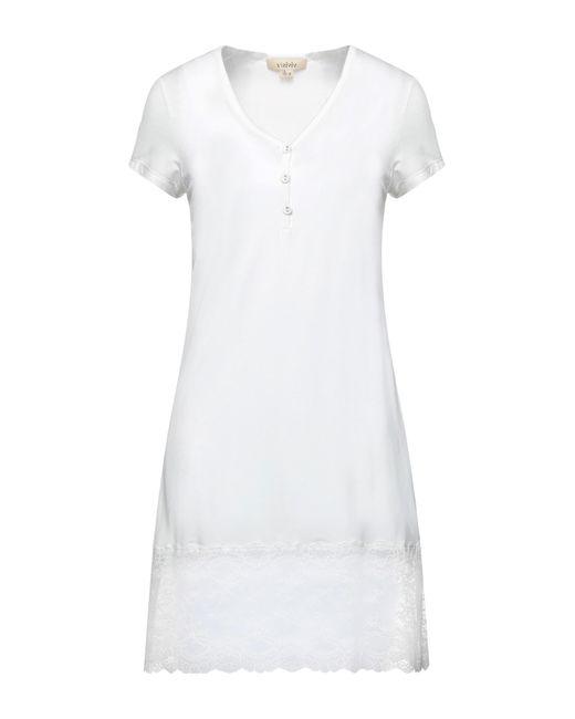 Camicia da notte di Vivis in White