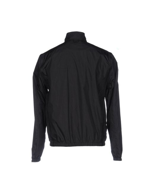 Michael Kors - Black Jacket for Men - Lyst