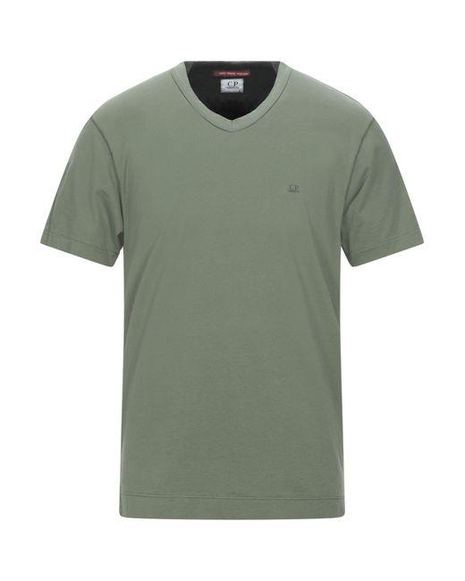 C P Company T-shirts in Green für Herren