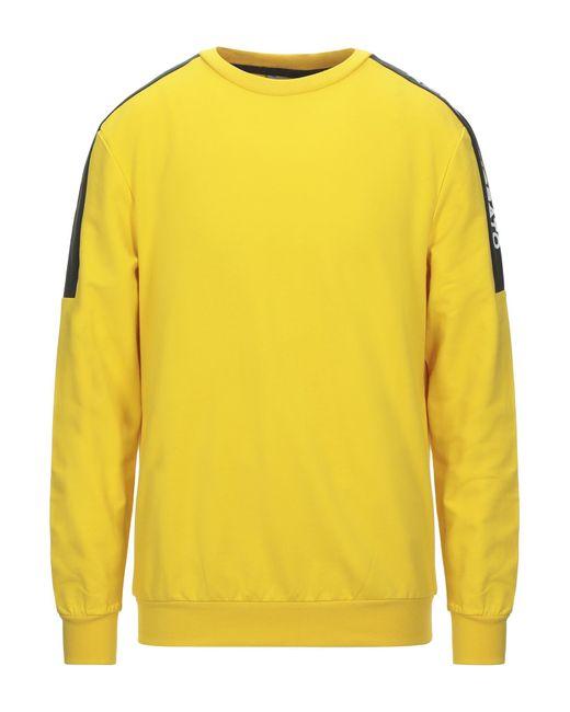 Antony Morato Yellow Sweatshirt for men