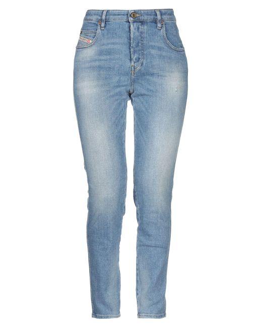Pantalones vaqueros DIESEL de color Blue