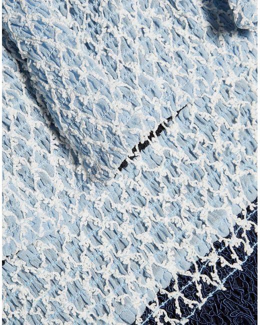 Robe courte Peter Pilotto en coloris Blue