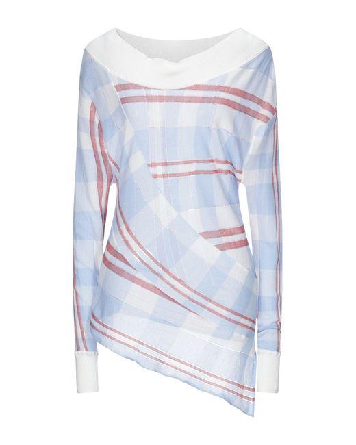 Pullover Stella McCartney en coloris Blue