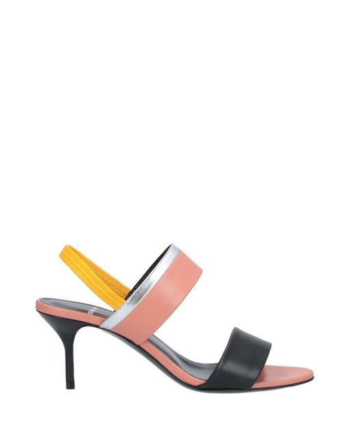 Pierre Hardy Pink Sandals