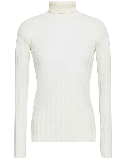 Cuello alto Madeleine Thompson de color White