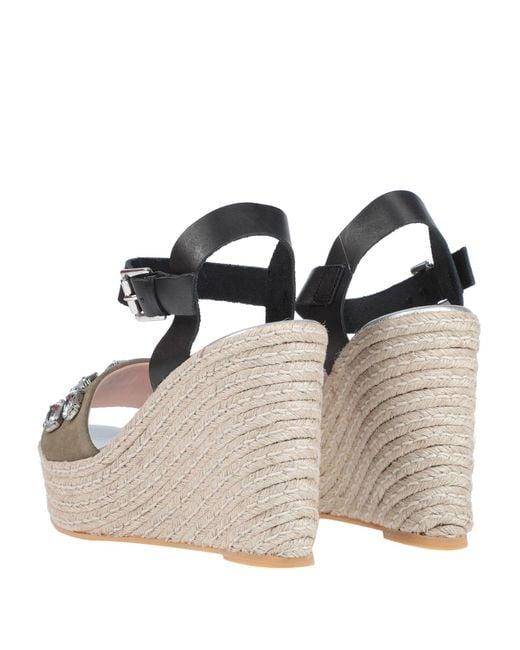 Pollini Multicolor Sandale