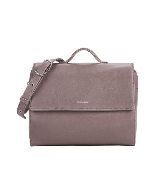 Matt & Nat - Gray Handbags - Lyst