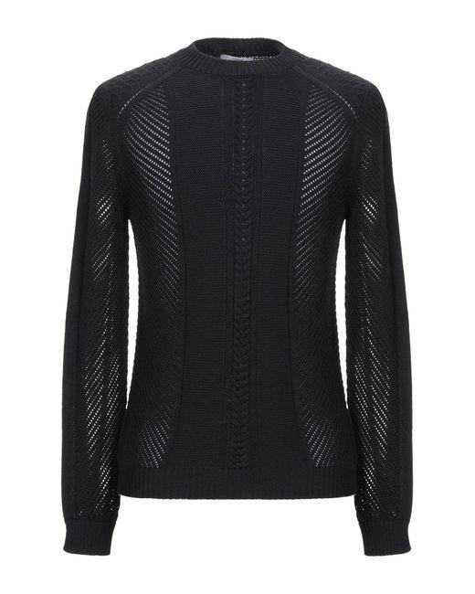 Pullover Versace pour homme en coloris Black