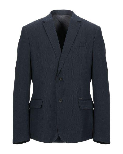 Veste Guess pour homme en coloris Blue