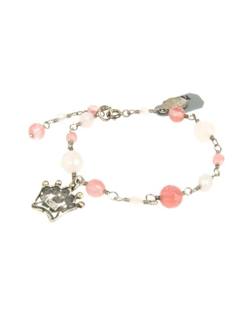 First People First - Pink Bracelet - Lyst