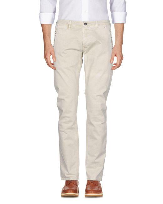 Macchia J - Natural Casual Pants for Men - Lyst