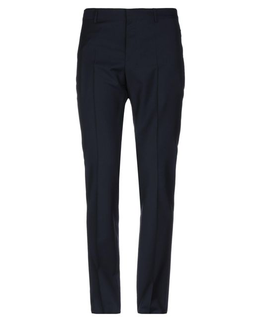 Valentino Blue Casual Pants for men