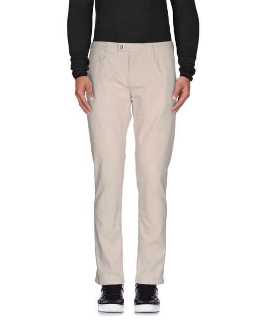 Paolo Pecora - Natural Denim Trousers for Men - Lyst