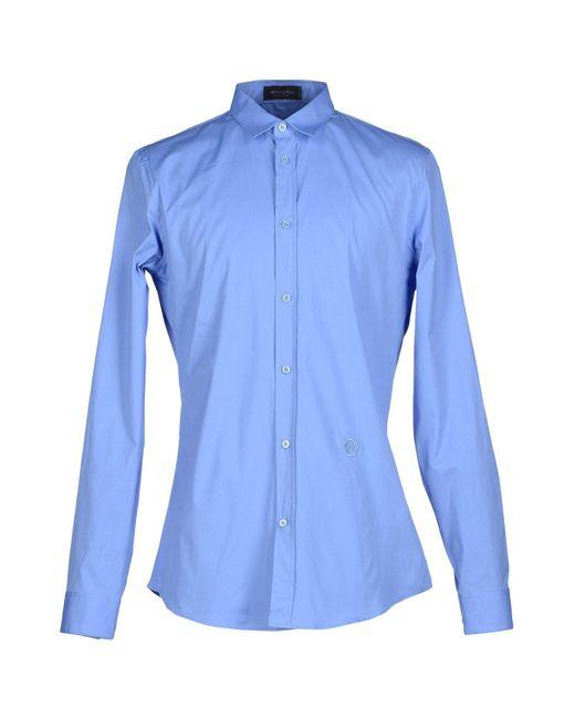 Viktor & Rolf - Blue Shirt for Men - Lyst