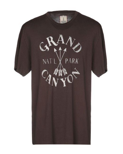 Tailgate Brown T-shirt for men