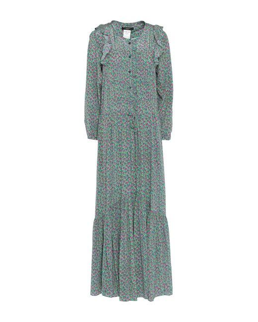 Weekend by Maxmara Green Long Dress