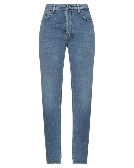 Pantaloni jeans di Acne in Blue
