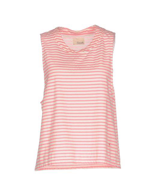 People Pink T-shirt